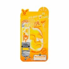 Увлажняющие тканевые маски Elizavecca Deep Power Ringer Mask Pack Vita - С витаминизированным комплексом