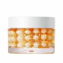 Антивозрастной капсульный крем с экстрактом золотого шелкопряда Medi-Peel Gold Age Tox Cream 50гр