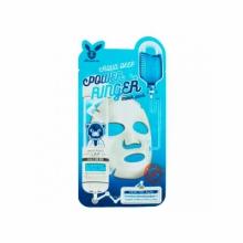 Увлажняющие тканевые маски Elizavecca Deep Power Ringer Mask Pack Aqua - С натуральным увлажняющим фактором