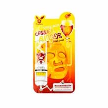 Увлажняющие тканевые маски Elizavecca Deep Power Ringer Mask Pack Honey - С экстрактом меда